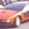 Historia de los Concept Cars, Ford Megastar I y II de 1977-78