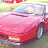 Ferrari Testarossa, historia
