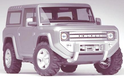 001 - 2004 Bronco Concept 01