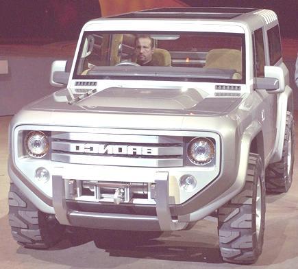 002 - 2004 Bronco Concept 02