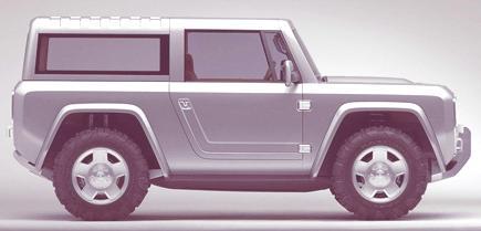 006 - 2004 Bronco Concept 06