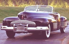 La historia de los primeros prototipos norteamericanos (Buick Y-job)