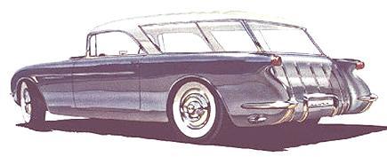 1954 Chevrolet Nomad 2