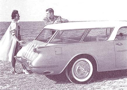 1954 Chevrolet Nomad 4