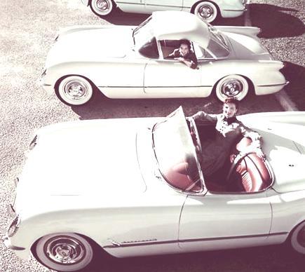 1954 Corvair Concept Car2
