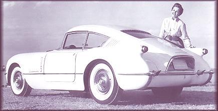 1954 Corvair Concept Car4