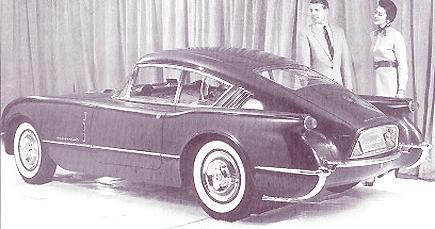 1954 Corvair Concept Car5