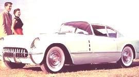 Concept Cars (historia), Chevrolet Corvair 1954 y Biscayne 1955