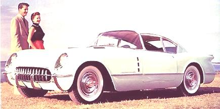 1954 Corvair Concept Car6