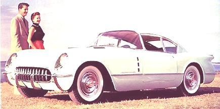 1954 Corvair Concept Car6