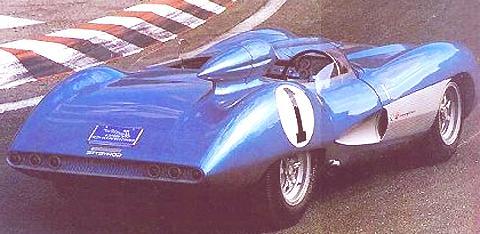 1957 Chevrolet Corvette SS 1
