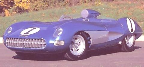 1957 Chevrolet Corvette SS 7