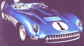 Concept Cars (historia), Chevrolet Corvette SS y XP-84 1957
