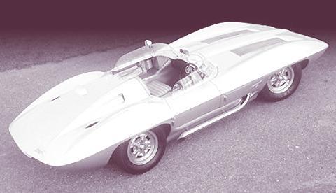 1959 Chevrolet Corvette Stingray1