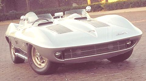 1959 Chevrolet Corvette Stingray2