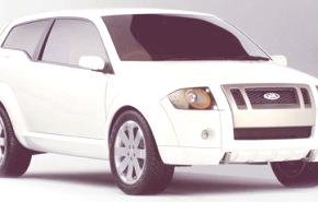 Historia de los Concept Cars, Ford Faction y F-150 Lightning SVT 2003