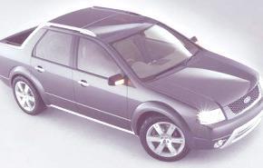 Historia de los Concept Cars, Ford Freestyle FX Concept y GloCar 2003