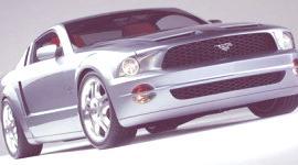 Historia de los Concept Cars, Ford Mustang y Model U Concept 2003