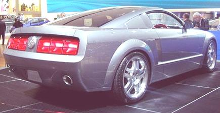 2003 Mustang Concept 003