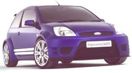 Historia de los Concept Cars, Ford Fiesta RS y Focus Concept China 2004