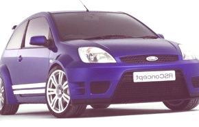 Historia de los Concept Cars, Ford Fiesta RS y Focus Concept China 2004