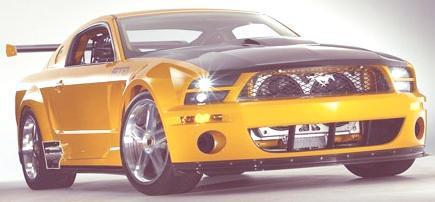 2004 Mustang GT-R Concept 01