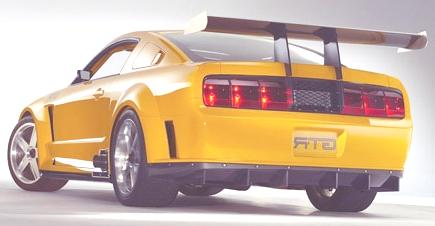 2004 Mustang GT-R Concept 02