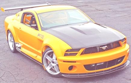2004 Mustang GT-R Concept 04