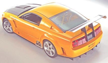 2004 Mustang GT-R Concept 05