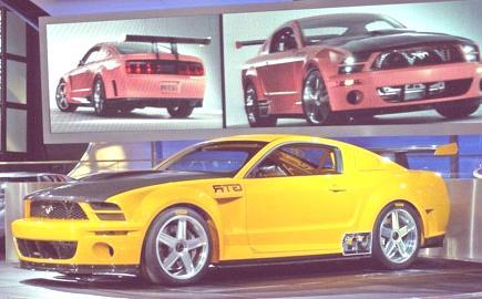 2004 Mustang GT-R Concept 06