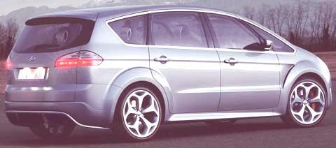 Ford SAV Concept.