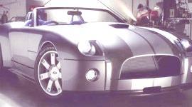 Historia de los Concept Cars, Ford Shelby Cobra y Sav 2004