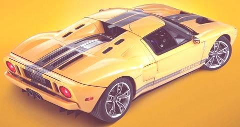 2005 GT GTX1 Roadster Concept 02