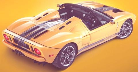 2005 GT GTX1 Roadster Concept 03