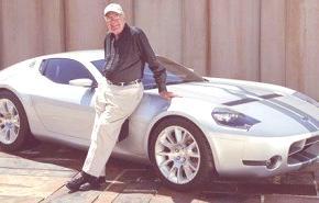 Historia de los Concept Cars, Ford Shelby GR-1 y GT GTX1 Roadster 2005