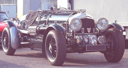 4.25 Liter Supercharged 1936