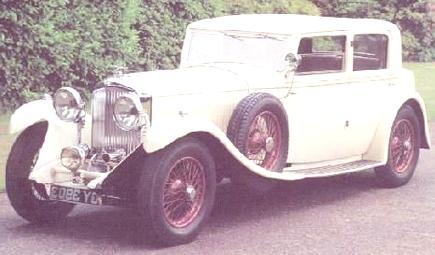 8 Litre 1932