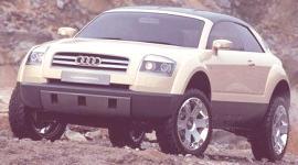 Audi Steppenwolf Concept 2000, dos en uno (historia)