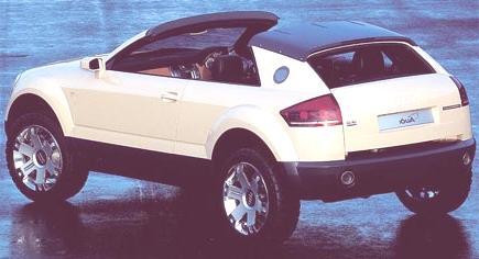 Audi Steppenwolf Concept 2000-08