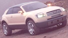 Audi Steppenwolf Concept 2000, con personalidad propia (historia)