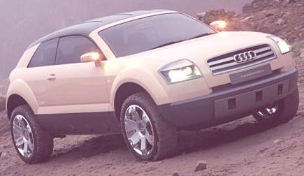 Audi Steppenwolf Concept 2000-13