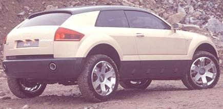 Audi Steppenwolf Concept 2000-14