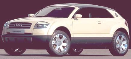 Audi Steppenwolf Concept 2000-16