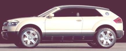 Audi Steppenwolf Concept 2000-17