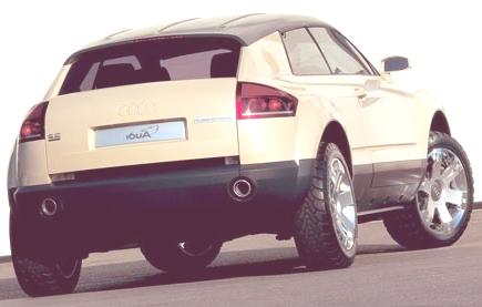 Audi Steppenwolf Concept 2000-18