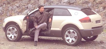 Audi Steppenwolf Concept 2000-19
