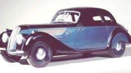 BMW 327 Coupe 1937, historia