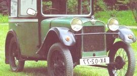 BMW, su origen (1916-1930), la llegada del Dixi