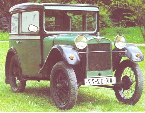 BMW Dixi DA1 1929
