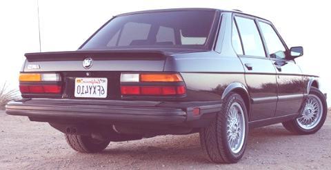 BMW M5 1988-01